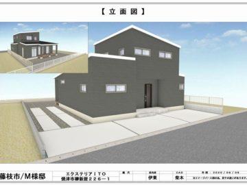 藤枝市 / M様邸